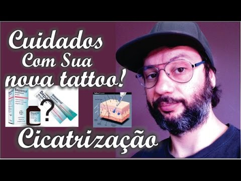 Cuidados Com Sua Nova Tatuagem Cicatrização1