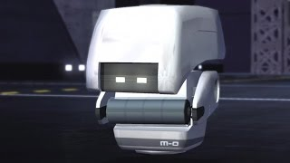 WALL-E - Part 7 [Playstation 3 Gameplay, Non-Commentary]