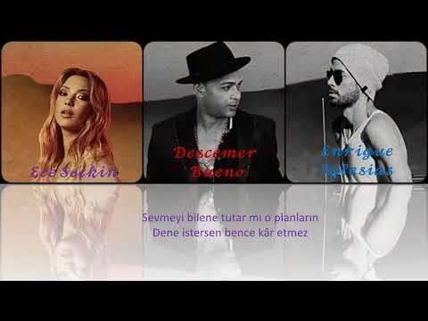 Ece Seçkin, Enrique Iglesias,  Descemer Bueno - Nos Fuimos Lejos ft. El