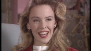 Kylie Minogue - The Delinquents interview 1989