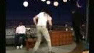 Andrew WK on Conan O'Brien