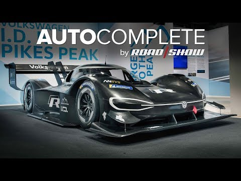 AutoComplete: VW will bring the 680-HP I.D. R to Pikes Peak