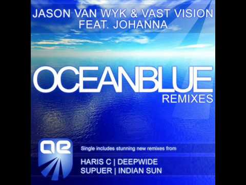 Jason van Wyk & Vast Vision Feat Johanna - Oceanblue (Indian Sun Dub Mix)