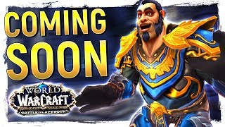 10 Features of Patch 8.1.5: Allied Races, Revamps, Epic AI, Profs, New Story & PORTALS FOR ALL