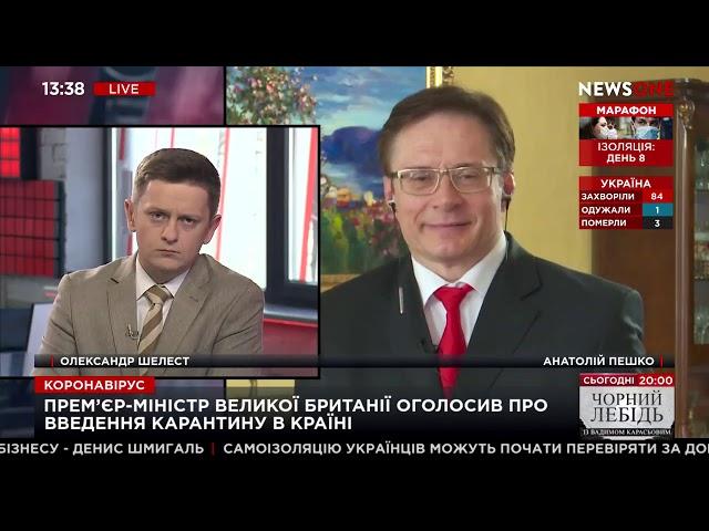 Если ситуация в Украине продлится, то мы рискует стать банкротами – Пешко 24.03.2020