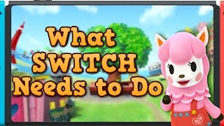 What Animal Crossing New Horizons (Switch) Needs to Learn from New Leaf (and Pocket Camp)