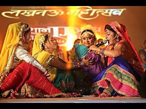 Malini Awasthi | Folk Of India |  Kajri | Piya Mehandi Manga da Moti Jheel se