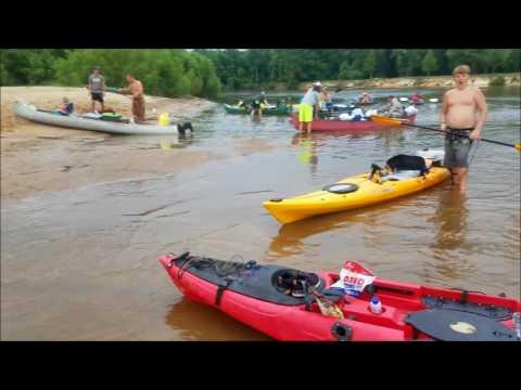Chocktawhatchee River Three Day Canoe Trip