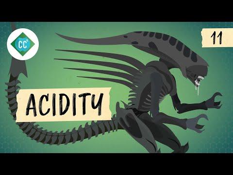 Acidity: Crash Course Organic Chemistry #11