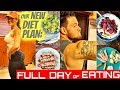 OUR NEW DIET PLAN: FULL DAY of EATING EXTREME WEIGHT LOSS!