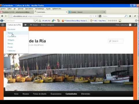Edición de un tema Wordpress con Photoshop - YouTube