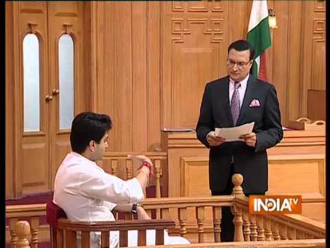 Jyotiraditya Scindia On Rahul Gandhi's Condolence Message For Nepal | India TV
