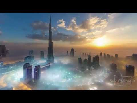 Dubai Flow Motion in 4K - A Rob Whitworth Film