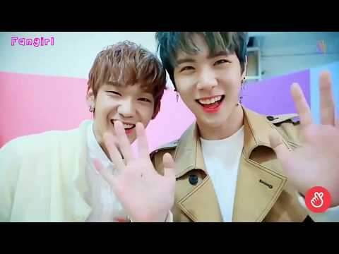 [JBJ] [Kenta  ✘ Donghan] Cute and funny moments