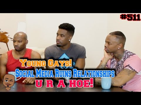 #CCATL 511 BLACK GAY STATS, U R A HOE! Social Media Destroys Relationships, YOUNG GAYS NEED HELP!