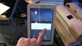 Samsung Galaxy Tab 3 Lite Unboxing!