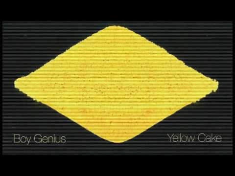 Boy Genius Yellow Cake