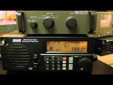 738kHz Radio Radonezh - Vladivostok (Радио Радонеж - Владивосто́к)