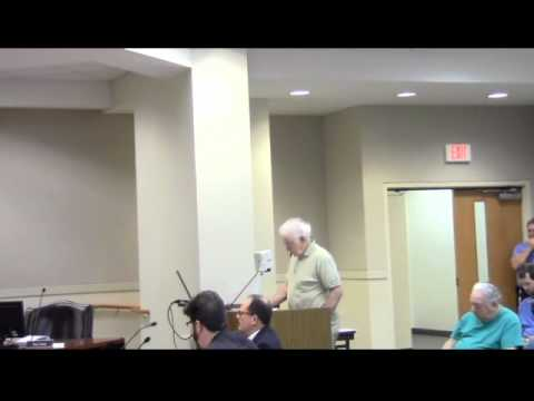 Residents' Questions Go Unanswered at Winston-Salem, NC Sustainability Public Hearing