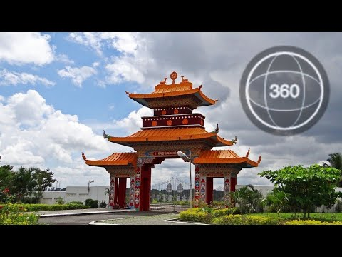 TIBETIAN COLONY  360° view | Mundgod