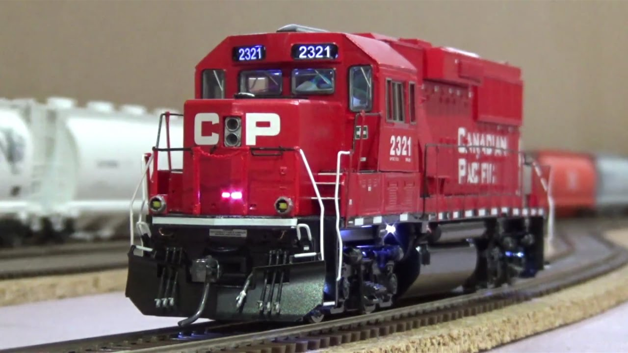 HO scale Canadian Pacific 2321 - GP20C-ECO