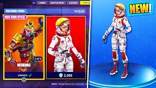 HOW TO GET THE *NEW* ASTRONAUT SKIN In Fortnite: Battle Royale
