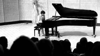 Daniel Pacho Villacorta, piano - Nocturno Op 48 nº1 de Chopin - Santa Cecilia 2012