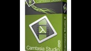 Обучение camtasia studio 8:Вставка текста,музыки,картинки №1