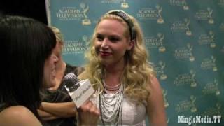 adrienne Frantz интервью