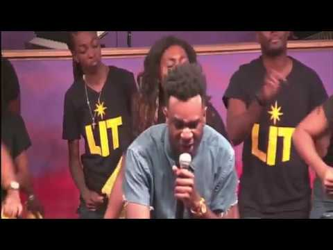 Young Adults Praise & Worship - Leaders in the Tabernacle /LIT MINISTRY