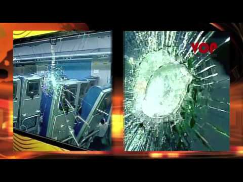 Tejas Express l Passengers steal headphones l Damage screens l