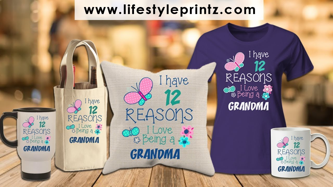 personalized gifts for grandma personalized gifts for grandma
