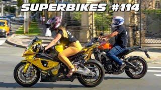XJ6, HORNET, S1000RR DOURADA | SUPERBIKES #114