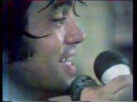 Little Feat - Long Distance Love (rare 1970's footage)