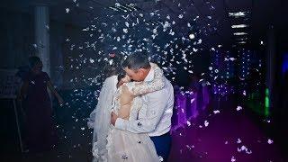 Первый танец молодых на свадьбе Денис и Олеся