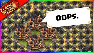 BEST * DEFENSE * EVER ▶️ Clash of Clans ◀️ I'M SERIOUS THIS TIME