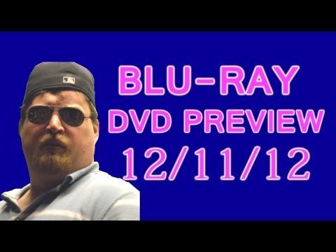 Upcoming BluRay , DVD 121112 P