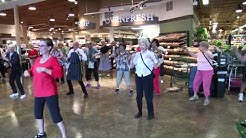 Edina Senior Center Jerry's Foods Flash Mob