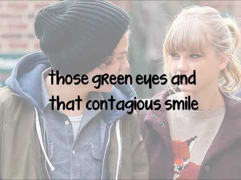 Taylor swift's song for Harry styles (I'm alright) ♥