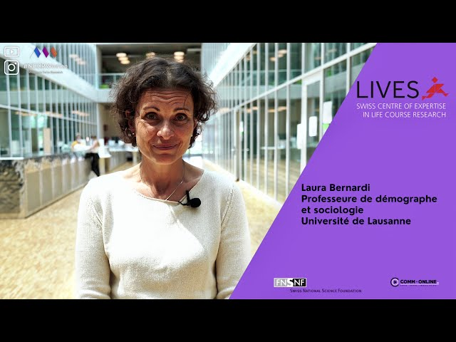 #NCCRWomen - Présentation Laura Bernardi