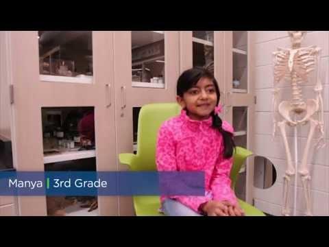 STEM Partnership School Student Interviews 2015