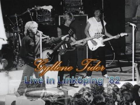 Gyllene Tider Live in Linköping 1982 Audio