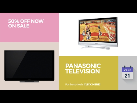 Panasonic Television 50% Off Now On Sale