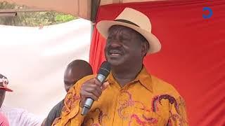 Raila Odinga: Ile upepo yote itapita Baharini na kufagia takataka yote ya Tangatanga