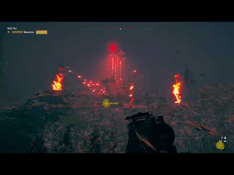 Far Cry 5 Only You Destroy Beacons 6 6 Via Rat 4 Judge Wolves