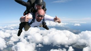 SKYDIVING!!! North Shore, Hawaii