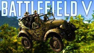 Battlefield OG Legend Chill Stream - Battlefield 5