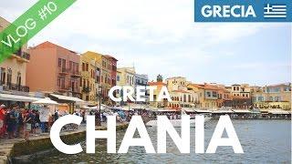 Playa Seitan y Chania - VLOG #10 - GRECIA