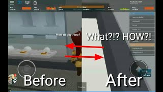 Roblox - Prison Life Passing through the wall glitch?!?