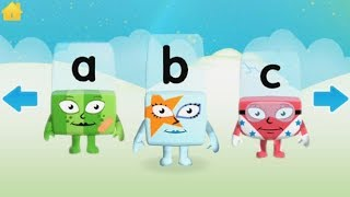 Learn  Alphabet with Meet the Alphablocks Educational Games For Kids